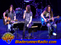 Michael Sweet Oz Fox And Tony Harnell - more than a feeling acoustic live - pic 0 small
