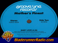 Mothers Finest - baby love - pic 0 small