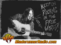 Neil Young - rockin in the free world - pic 1 small