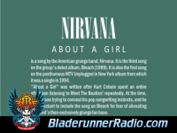 Nirvana - about a girl - pic 2 small