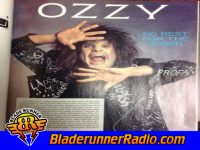 Ozzy Osbourne - you cant kill rock n roll - pic 6 small