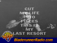 Papa Roach - last resort - pic 1 small
