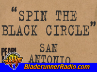 Pearl Jam - spin the black circle - pic 2 small