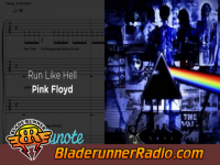Pink Floyd - run like hell - pic 3 small