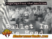 Rage Against The Machine - bullet in your head - pic 0 small