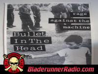 Rage Against The Machine - bullet in your head - pic 5 small