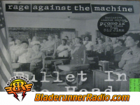Rage Against The Machine - bullet in your head - pic 6 small