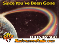 Rainbow - since youve been gone - pic 1 small