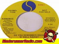 Ramones - do you remember rock and roll radio - pic 2 small