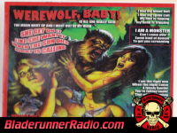 Rob Zombie - werewolf baby - pic 1 small