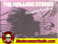 Rolling Stones - beast of burden - pic 1 small