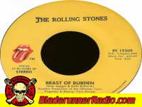 Rolling Stones - beast of burden - pic 2 small