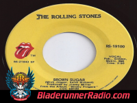 Rolling Stones - brown sugar - pic 1 small