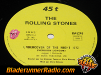 Rolling Stones - undercover of the night - pic 1 small