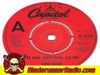 Sammy Hagar - ive done everything for you - pic 1 small