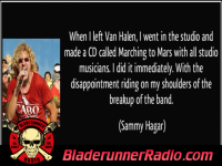Sammy Hagar - marching to mars - pic 5 small