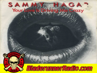 Sammy Hagar - your love is driving me crazy - pic 0 small