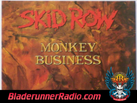Skid Row - monkey business - pic 1 small