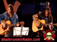 Slash Amp Myles Kennedy - sweet child o mine live acoustic - pic 4 small
