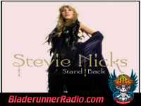 Stevie Nicks - stand back - pic 1 small