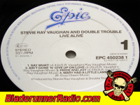 Stevie Ray Vaughan - love struck baby - pic 8 small