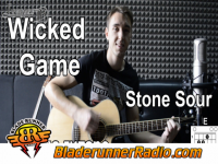 Stone Sour - wicked game - pic 4 small