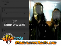System Of A Down - byob - pic 3 small