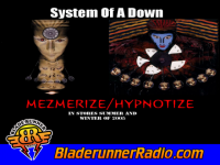 System Of A Down - hypnotize - pic 1 small