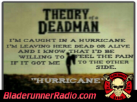 Theory Of A Deadman - hurricane - pic 2 small