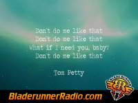 Tom Petty - dont do me like that - pic 7 small