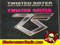 Twisted Sister - you cant stop rock n roll - pic 2 small