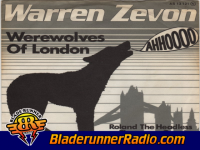 Warren Zevon - werewolves of london - pic 1 small