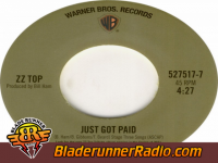 Zz Top - just got paid today - pic 0 small