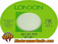 Zz Top - just got paid today - pic 6 small