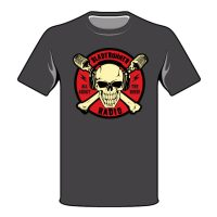 T-Shirt Chop Shop (Gunmetal)