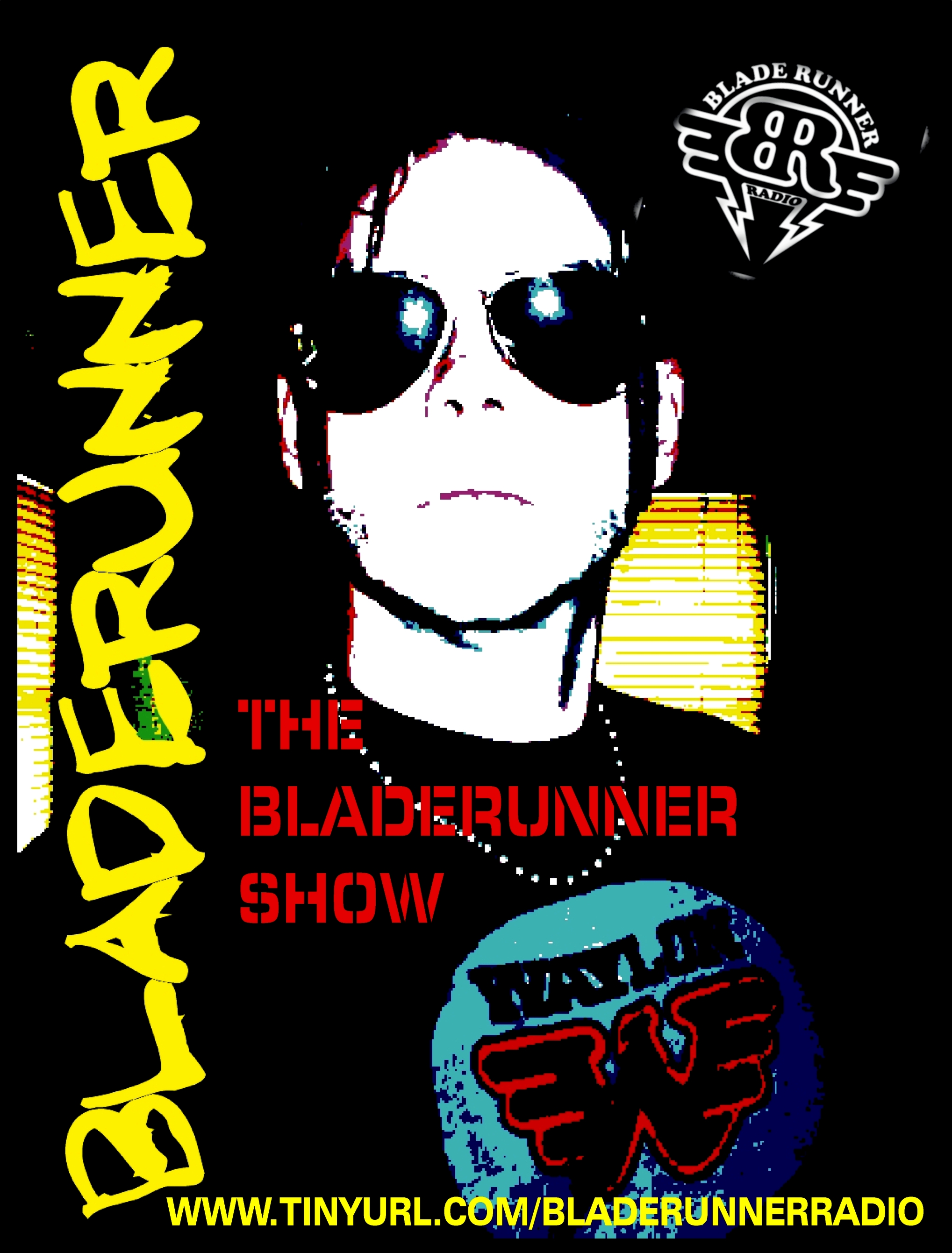 BLADERUNNER SHOW POSTERS 2