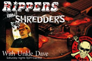 Rippers and Shredders with Uncle Dave