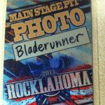 Bladerunner Main Stage Pit Photo Rocklahoma